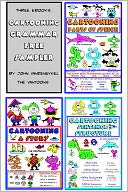 Cartooning Grammar Free Sampler by John VanDenEykel: NOOK Book Cover