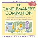 The Candlemaker's Companion by Betty Oppenheimer: Book Cover