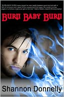Burn Baby Burn by Shannon Donnelly: NOOK Book Cover