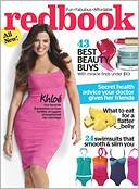 Redbook by Hearst: NOOK Magazine Cover