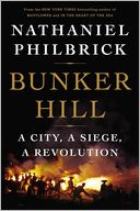 Bunker Hill by Nathaniel Philbrick: Book Cover