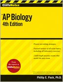 CliffsNotes AP Biology by Phillip E. Pack: Book Cover