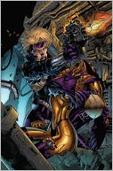 Cyber Force Origins, Volume 4 by David Finch: Book Cover