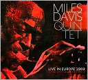 Live In Europe 1969: The Bootleg Series 2 by Miles Davis Quintet: CD Cover