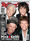 Rolling Stone by Wenner: NOOK Magazine Cover