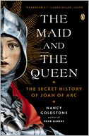 The Maid and the Queen by Nancy Goldstone: Book Cover