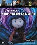 The Advanced Art of Stop-Motion Animation by Ken A. Priebe: Book Cover