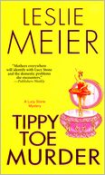 Tippy Toe Murder by Leslie Meier: NOOK Book Cover
