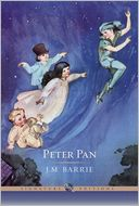 Peter Pan (Barnes &amp; Noble Signature Editions) by J. M. Barrie: Book Cover