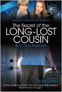 The Secret of the Long-Lost Cousin by Bruce Lansky: Book Cover