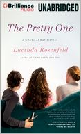 The Pretty One by Lucinda Rosenfeld: CD Audiobook Cover