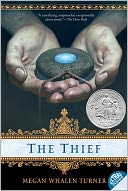 The Thief (The Queen's Thief Series #1) by Megan Whalen Turner: NOOK Book Cover