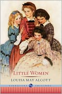 Little Women (Barnes &amp; Noble Signature Editions) by Louisa May Alcott: NOOK Book Cover