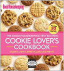 The Good Housekeeping Test Kitchen Cookie Lover's Cookbook by The Editors of Good Housekeeping: NOOK Book Cover