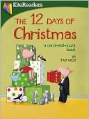 The 12 Days of Christmas by Tad Hills: NOOK Kids Read to Me Cover
