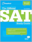 The Official SAT Study Guide by The College Board: Book Cover
