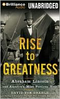 Rise to Greatness by David Von Drehle: CD Audiobook Cover