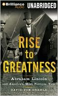 Rise to Greatness by David Von Drehle: Audiobook Cover