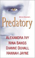 Predatory by Alexandra Ivy: Book Cover