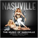 The Music of Nashville: Season 1, Vol. 1 by Nashville Cast: CD Cover
