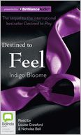 Destined to Feel (Avalon Trilogy Series #2) by Indigo Bloome: CD Audiobook Cover