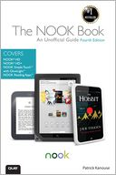 The NOOK Book by Patrick Kanouse: Book Cover
