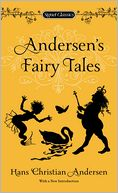 Andersen's Fairy Tales by Hans Christian Andersen: Book Cover