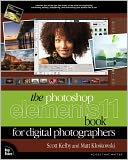 The Photoshop Elements 11 Book for Digital Photographers by Scott Kelby: Book Cover