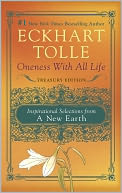 Oneness with All Life by Eckhart Tolle: NOOK Book Cover