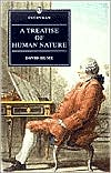 A Treatise of Human Nature by David Hume: Book Cover