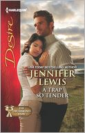 A Trap So Tender (Harlequin Desire Series #2220) by Jennifer Lewis: Book Cover
