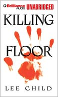 Killing Floor by Lee Child: CD Audiobook Cover