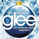 Glee: The Music - The Christmas Album 3 by Glee: CD Cover