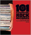 101 Essential Rock Records by Jeff Gold: Book Cover