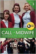 Call the Midwife by Jennifer Worth: Book Cover