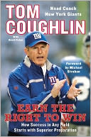 Earn the Right to Win by Tom Coughlin: Book Cover