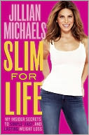 Slim for Life by Jillian Michaels: NOOK Book Cover