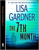 The 7th Month by Lisa Gardner: NOOK Book Cover