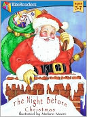 The Night Before Christmas by Clement Clarke Moore: NOOK Kids Read to Me Cover