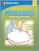 The Tale of Peter Rabbit by Beatrix Potter: NOOK Kids Read to Me Cover