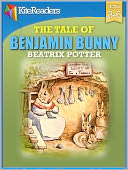 The Tale of Benjamin Bunny by Beatrix Potter: NOOK Kids Read to Me Cover