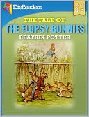 The Tale of the Flopsy Bunnies by Beatrix Potter: NOOK Kids Read to Me Cover