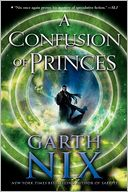 A Confusion of Princes by Garth Nix: Book Cover