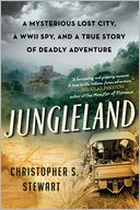 Jungleland by Christopher S. Stewart: Book Cover
