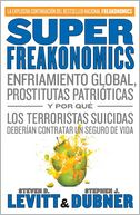 SuperFreakonomics by Steven D. Levitt: NOOK Book Cover