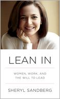 Lean In by Sheryl Sandberg: CD Audiobook Cover