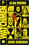 Watchmen by Alan Moore: Book Cover
