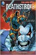 Deathstroke Vol. 2 by Rob Liefeld: Book Cover