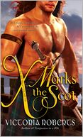 X Marks the Scot by Victoria Roberts: Book Cover