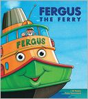 Fergus The Ferry by J W Noble: NOOK Kids Read to Me Cover